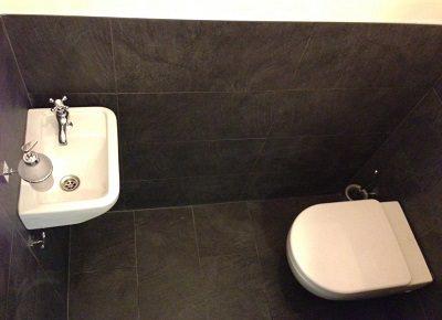 Tegelwerk en toilet renovatie - Unit 11 Zwolle