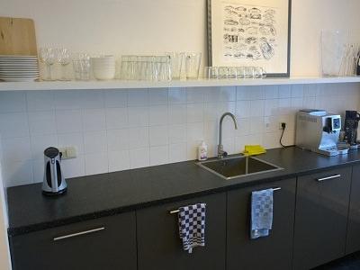 Installatie van keuken en inrichting - Unit 11